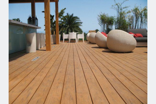 Projekt: Přístav / Produkt: TimberTech