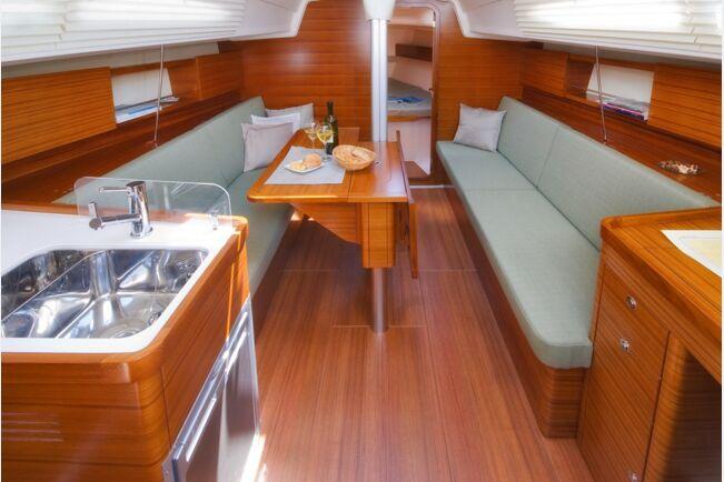 Проект: яхта
