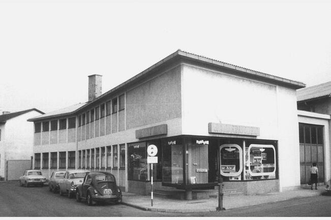 Stockerau (Austria) 1968