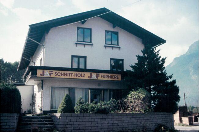 Brixlegg (Austria) 1986