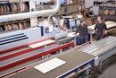 Bearbeitungszentrum Stockerau | Platten-Bekantung