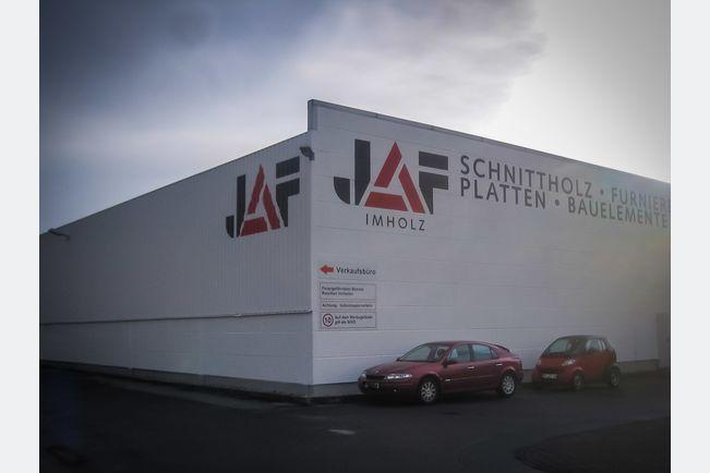 Leipzig warehouse