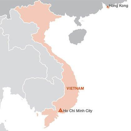 JAF Global Vietnam Co. Ltd.