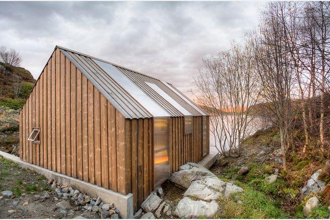 Bootshaus, Are, NO / ©Pasi Aalto