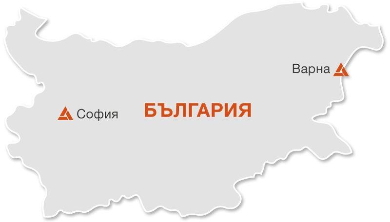 Шоурумът ни в България