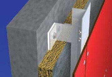 Sistem fațadă ventilată din plăci compacte