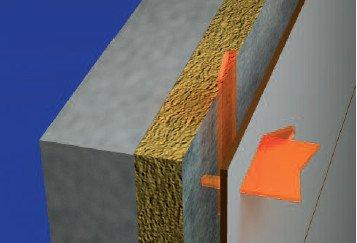 Izolarea fațadei din plăci compacte