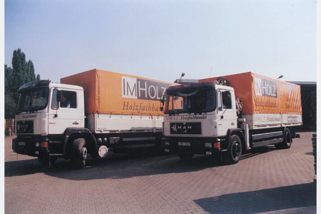 Автопарк Лейпциг 1998