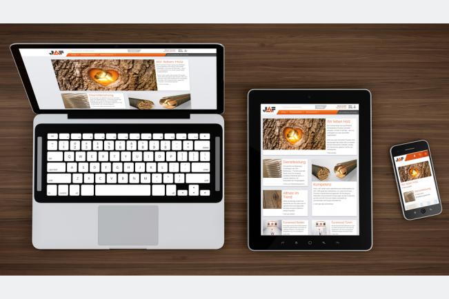 Relaunch des Online-Shops und Web-Auftritts (2016)
