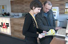 Менеджер по продажам в сфере фасадных материалов