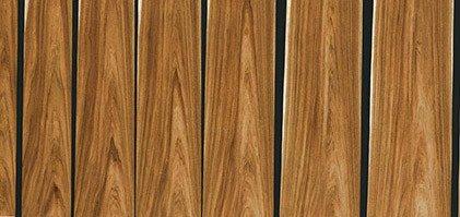 Ausschnitt des Furnierstamms Australian Blackwood