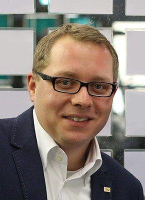 Produktmanager Christian Schrimpl ist zugleich Leiter des JAF-Sägewerks in Laa/Thaya