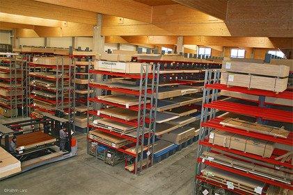 В Щокерау интензивно се инвестира в полуавтоматично комисиониране.