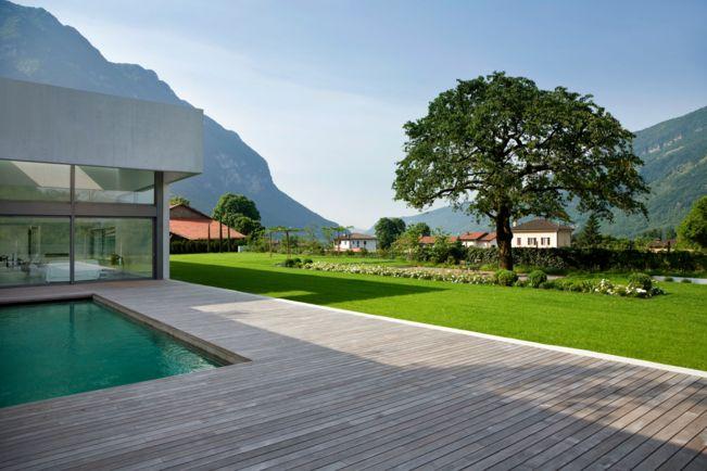 Проект: еднофамилна къща / Продукт: лиственица