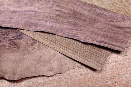 Für viele Menschen ist Furnier nachwievor das bevorzugte Material für Möbel