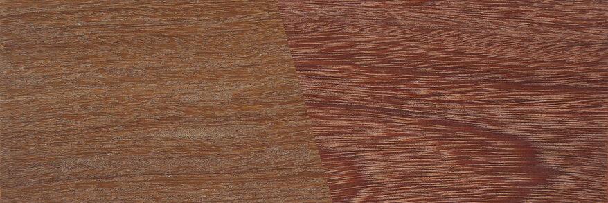 Поверхность жёлтого и красного кумару