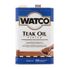 Масло WATCO Teak Oil