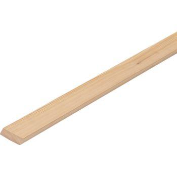 Profilholz Parallelogramm Scharfkant Sibirische Larche