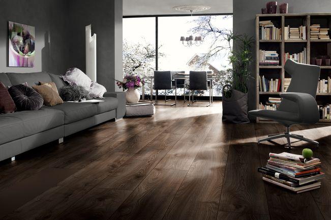 Eurowood Laminat Oak Supreme Braun