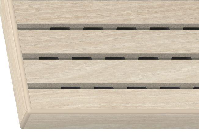Ausführung lineare Perforation