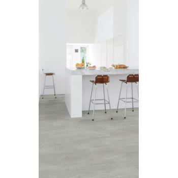 Quick Step Vinylboden Livyn Ambient Click Sheet Beton