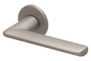 Form 8010 rund Nickel satin