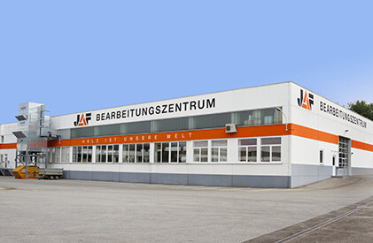 JAF Bearbeitungszentrum Stockerau