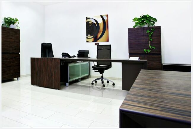 Projekt: Kancelária