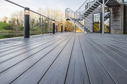 Terrassen Aus Wpc