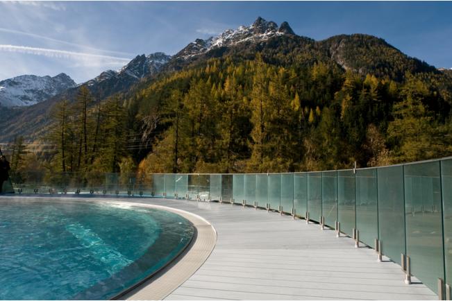Projekt: Toplice Aquadome / Proizvodt: UPM ProFi Deck