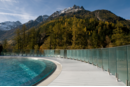 Projekt: Therme Aquadome / Produkt: UPM ProFi Deck