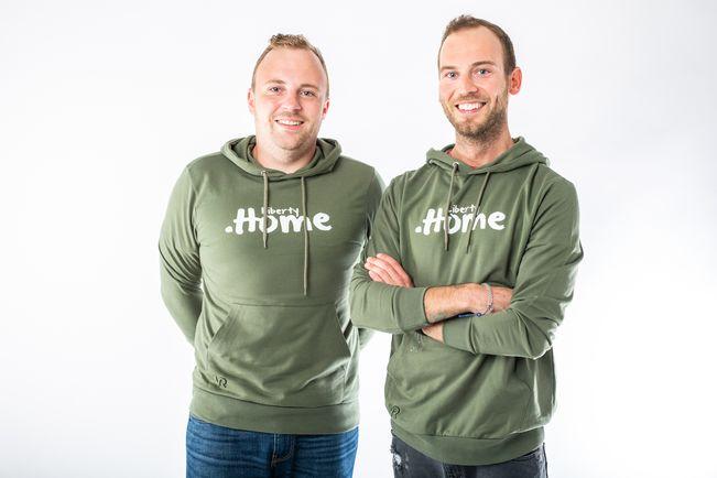 Philipp Hüttl und Markus Hörmanseder