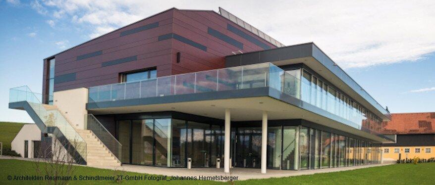 © © Architekten Resmann & Schindlmeier ZT-GmbH Fotograf_Johannes Hemetsberger