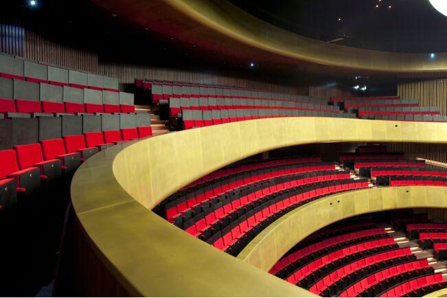 Проект: Музикален театър Линц