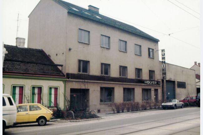 Holver Dunaj (Avstrija) 1964