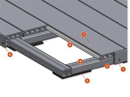Berühmt Terrassenaufbauten - so funktioniert's. SE74