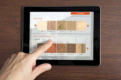 Around 190 types of wood can be viewed in different assortments