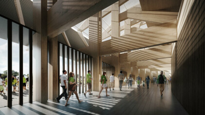 Foto: MIR / Zaha Hadid Architects
