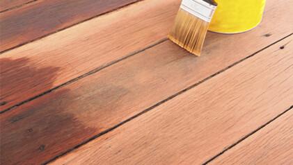 Zaštita drvenih terasa