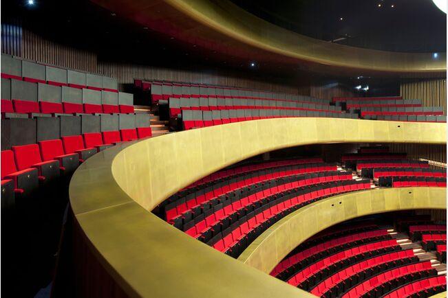 Proiect: Teatrul muzica Linz © Sigrid Rauchdobler
