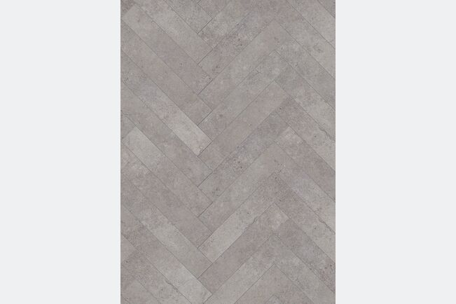 Herringbone 4739 Cement Pesaro