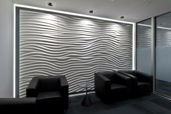 Bank, Linz – Planung: Zellinger, Gunhold + Partner ZT GmbH – © www.designakustik.at
